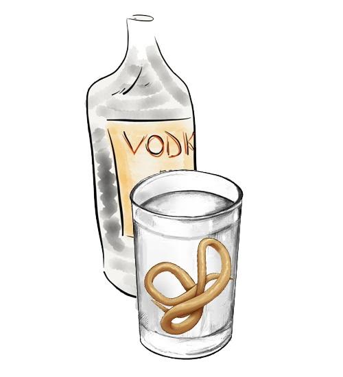 Алкоголь и водка